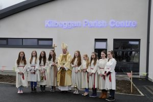 OPENING PARISH CENTRE