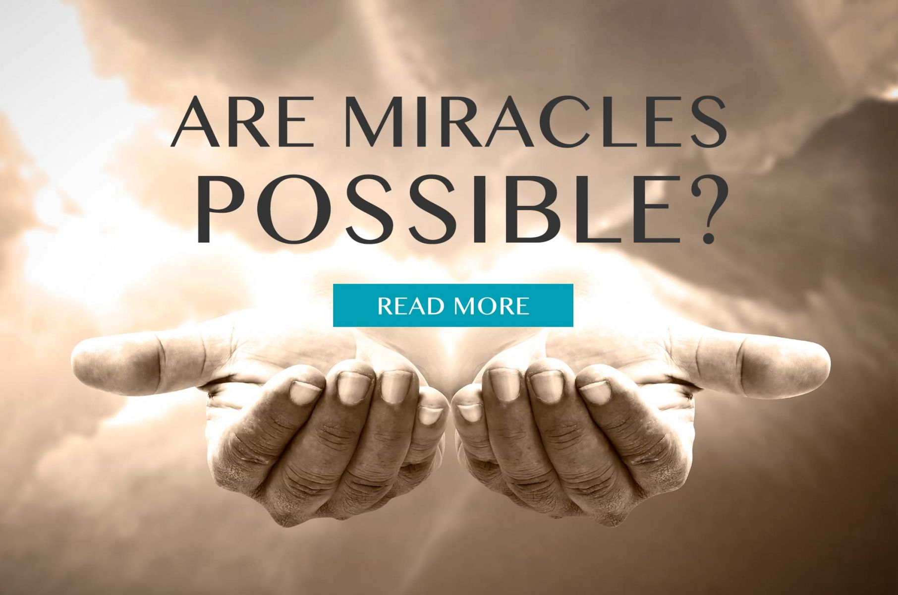 are-miracles-possible